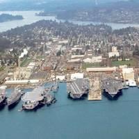 Puget Sound Naval Shipyard: Photo credit Wiki CCL
