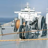 Pusnes - Deck Machinery Photo MacGregor