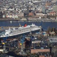 Queen Mary 2  (Photo: GE)