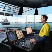 HR Wallingford's Australia Ship Simulation Centre in Fremantle boasts state-of-the-art ship and tug simulators (Photo: Wallingford)