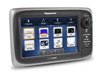 Raymarine's new e7 Multifunction Display