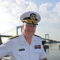 Rear Adm. Michael J. Alfultis (Image: SUNY  Maritime)