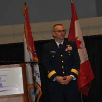 Rear Admiral John P. Nadeau, Assistant Commandant for Prevention Policy, United States Coast Guard.