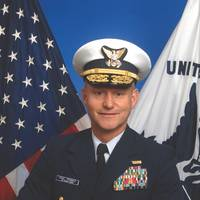 Rear Admiral Paul Thomas (Photo: USCG)