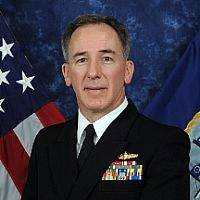 Rear Admiral Richard D. Berkey (Photo: U.S. Navy)