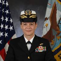 Rear Admiral Wendi B. Carpenter, USN (Ret.) President of State University of New York Maritime College.
