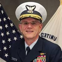 Rear Admiral William D. Baumgartner: Photo credit USCG