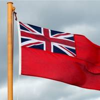 Red Ensign: Image courtesy of Maritime UK
