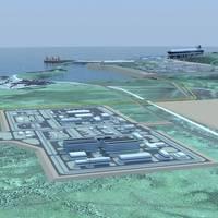 Rendering courtesy of Gazprom