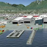 Rendering courtesy Seaspan