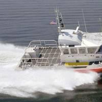 Response Boat Medium: Photo credit USCG