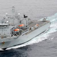 RFA Argus (Photo: Open Government License)