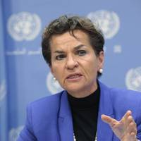 Christiana Figueres, Executive Secretary of the United Nations Framework Convention on Climate Change (UNFCCC), is stepping down. (Photo: UN Photo/Sarah Fretwell)