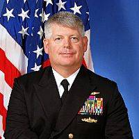 Robert Gilbeau (Photo: U.S. Navy)
