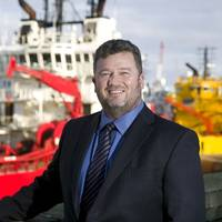 Roddy James, Chief Operating Officer Photo  N-Sea