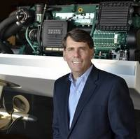 Ron Huibers, President, Volvo Penta of the Americas. Photo: Ron Huibers