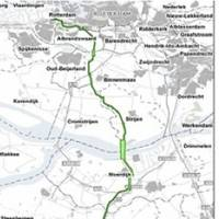Proposed Multi-Pipeline Route: Image credit Port of Rotterdam