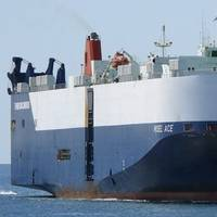 RoRo MV Mosel Ace: Photo credit SC Line