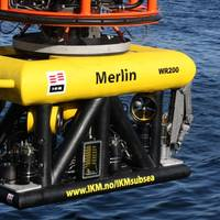 ROV, Merlin WR200: Photo credit IKM Subsea