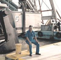 Rudy Teichman (Photo: T&T Salvage)