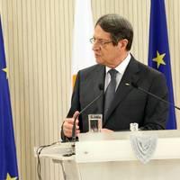 Cyprus President Nicos Anastasiades -  Credit: Cyprus Government