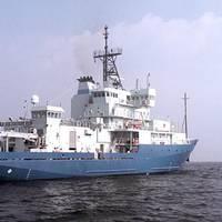 R/V Atlantis (Photo: Woods Hole Oceanographic Institution)