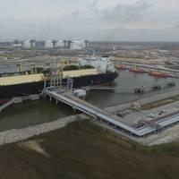 Sabine Pass LNG Terminal. Image: Cheniere Energy