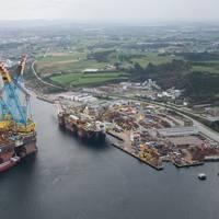 Offshore Oil Platform News
