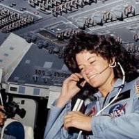Sally Ride: Photo credit NASA