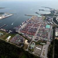 Samalaju Port Development.