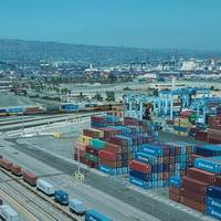San Pedro Bay Ports Clean Air Action Plan  Photo