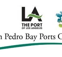 San Pedro Bay Ports Logo