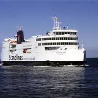 Scandline Ferry: Photo credit Scandline