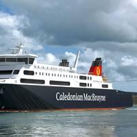 Scots RoPax Ferry: Photo credit CMAL