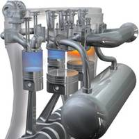 Scuderi Engine: Photo courtesy of Scuderi Group