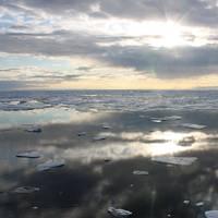 Sea Ice in the Chukchi Sea  - Credit: NASA Goddard Space Flight Center Under CC BY 2.0 License