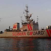 'Seaman Guard Ohio': Photo courtesy of AdvanFort