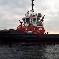 Seaspan Raptor (Photo: Seaspan Marine)