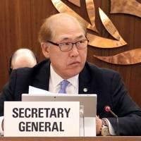 Secretary-General Kitack Lim (Photo: IMO)