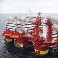 Semco Maritime was chosen to prepare the Floatel Victory accommodation rig for a new assignment for Maersk Oil in the UK sector. Photo: Courtesy Semco Maritime