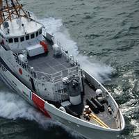 Sentinel-class FRC: Photo credit USCG