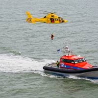 Servowatch Systems has supplied an array of integrated technologies to the KNRM Nh1816 (Photo: Damen)