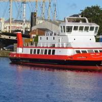 SES - Vine Trust new medical ship MV Forth Hope (Photo courtesy of SES)