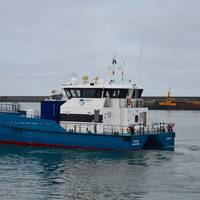 Severn Provider (Photo courtesy of Severn Offshore Services)