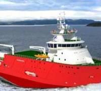 Severnaya Verf Supply Ship: Photo credit Severnaya Verf