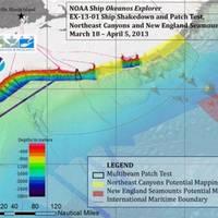 Shakedown & Patch Test 2013: Image credit NOAA