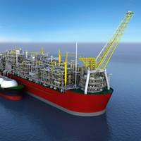 Shell's Prelude FLNG (Photo: Shell)