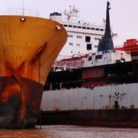Ship recycling Alang India. Photo: Shree Ram Group
