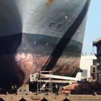 Shipyard Work: Photo courtesy of IMIA LLC