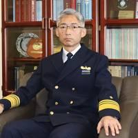 Shuichi Iwanami, Commandant, Japan Coast Guard. Photo: JCG